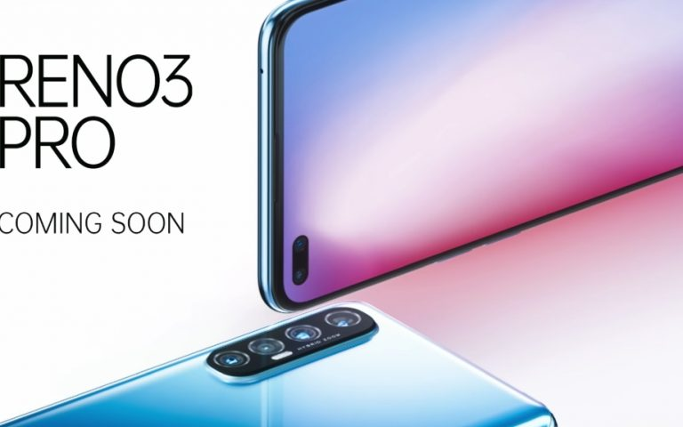 Oppo Reno 3 Pro to feature dual punch-hole camera with 44MP shooter