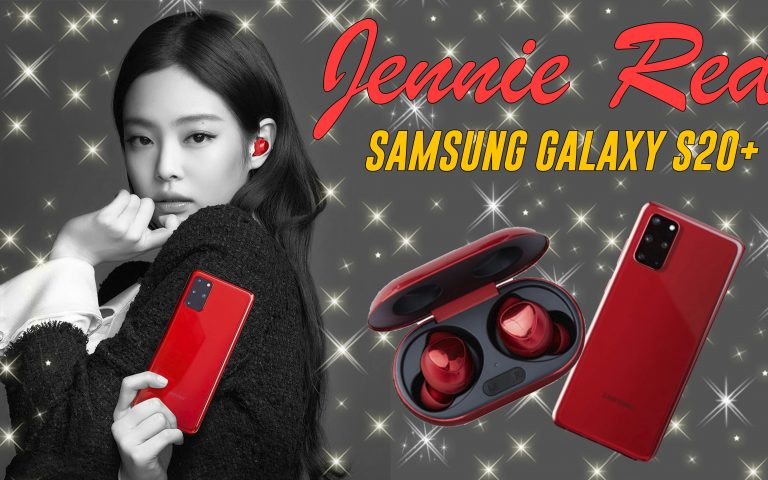 What is the Jennie Red? Samsung Galaxy S20+ | ICYMI #277