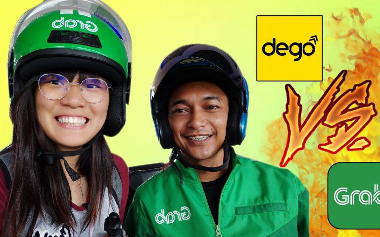 Is Malaysia's motorcycle e-hailing service any good? GrabBike & Dego Ride