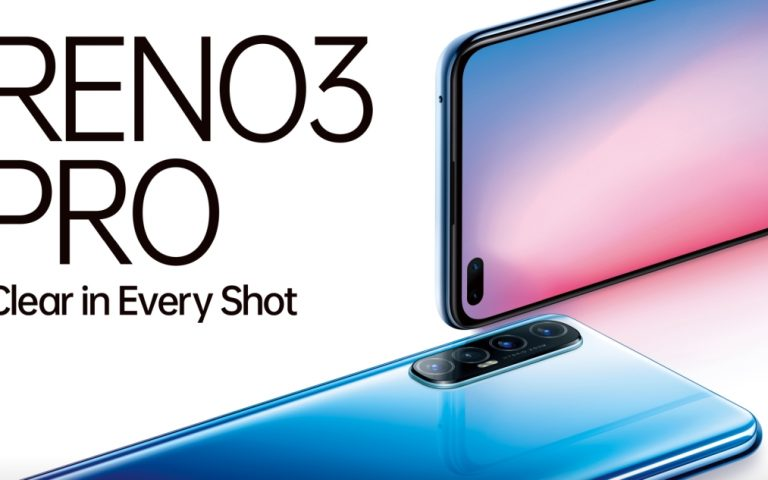 Oppo Reno 3 Pro for India has a dual punch-hole camera but no 5G