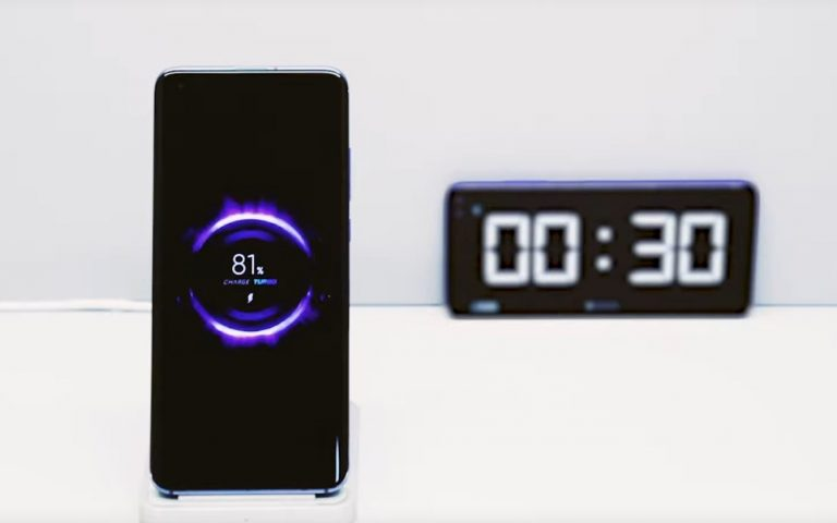 Xiaomi's new wireless charging tech can fully charge a phone in 40 mins