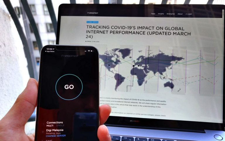 Ookla: This is the effect of the COVID-19 pandemic on Malaysian internet