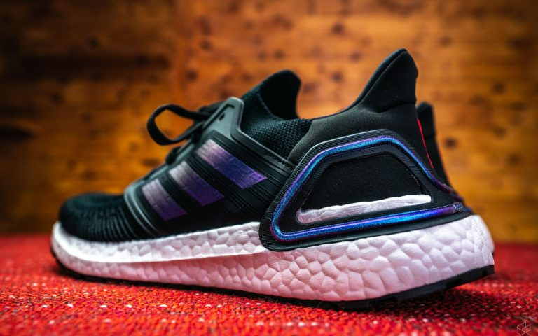 Adidas Ultraboost 20 review: Are good running shoes enough to help this unfit writer finish a race?