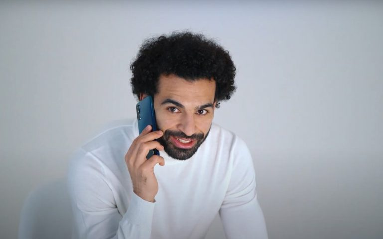 Oppo won't be happy with Liverpool player Mo Salah's recent Tweet