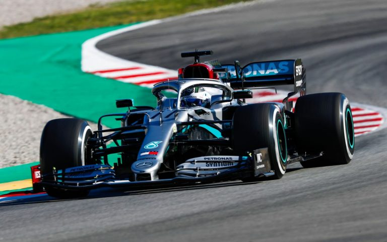 Mercedes F1 team developed a breathing aid for Covid-19 patients