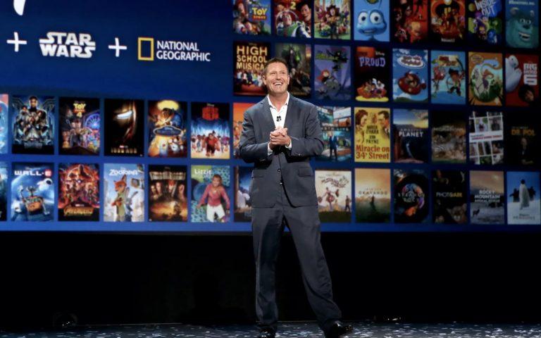 Disney streaming chief resigns to become CEO of TikTok