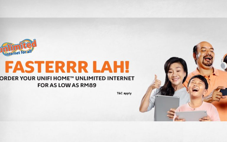 TM offers free 30-day trial for Unifi Fibre Broadband