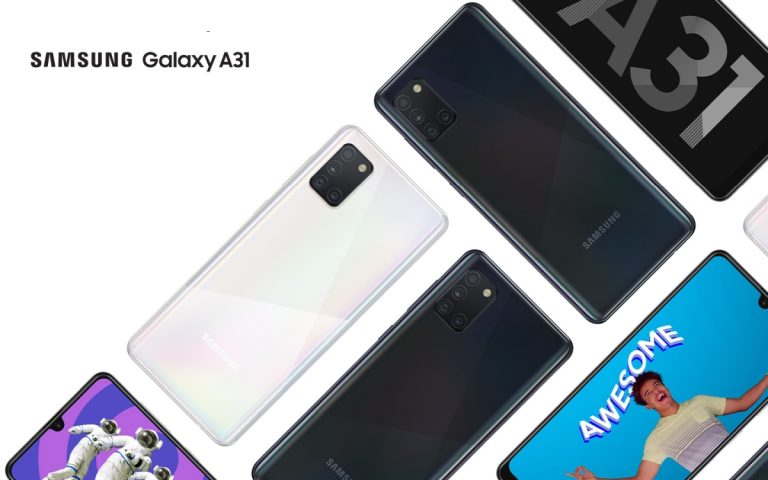 Samsung Galaxy A31 now available in Malaysia, priced at RM1,099