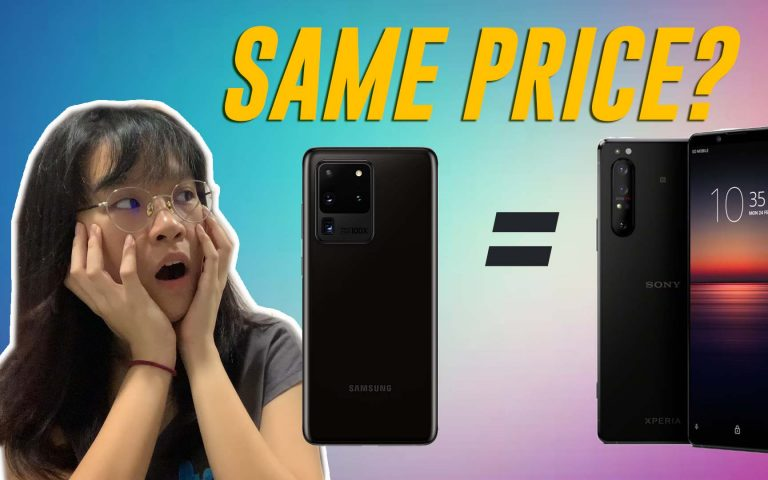 The Sony Xperia 1 II is priced the same as the S20 Ultra? | ICYMI #339