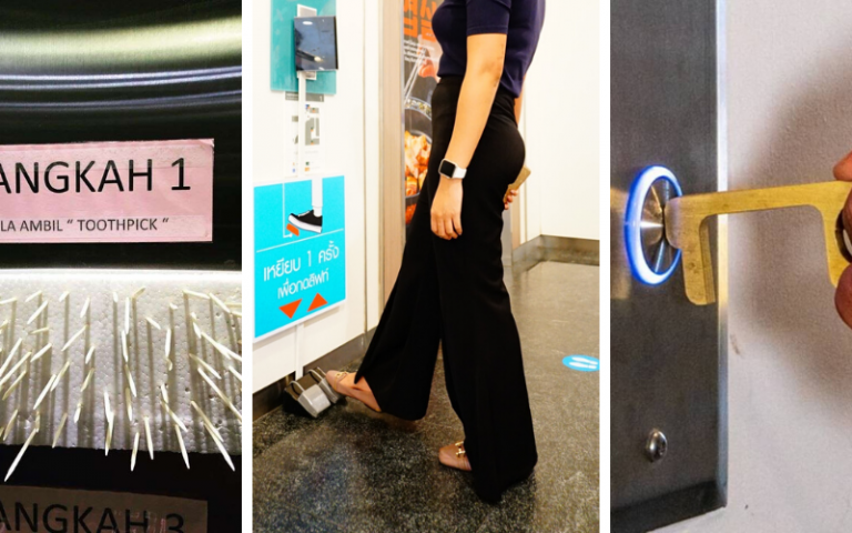 COVID-19: Here are clever solutions to use lifts without touching buttons