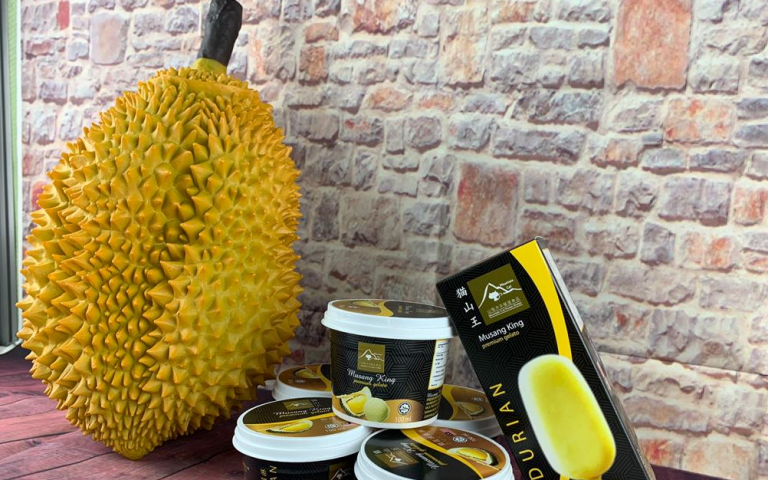 Shopee entices durian lovers with RM0.66 durians during 6.6. Super Sale