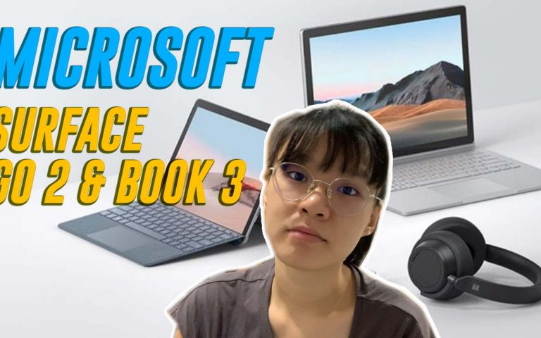 Microsoft Surface Go 2 & Surface Book 3 Malaysia | ICYMI #345