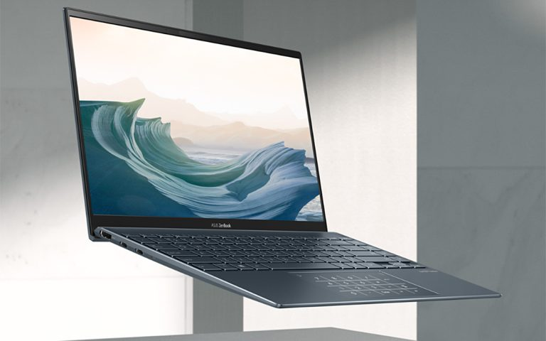 Asus' new thin ZenBooks retain full sized I/O ports, but one crucial thing is missing