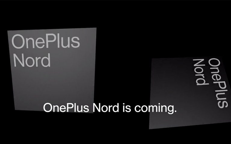 The OnePlus Nord will be priced under USD500, and pre-orders are already sold out