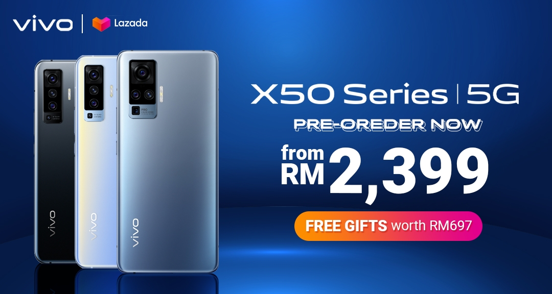 Vivo X50 Series Now Officially Available In Malaysia From RM2,399 7
