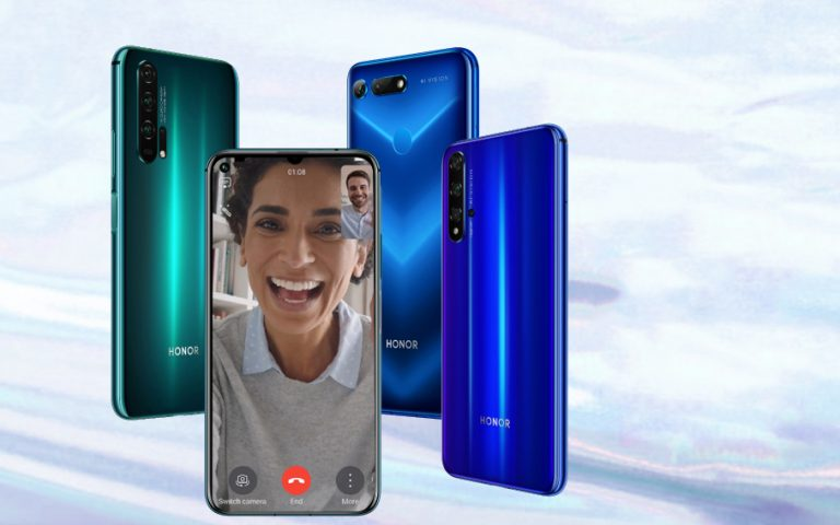Honor View 20 and Honor 20 series get MeeTime and Smart Multi-Window with EMUI 10.1 update
