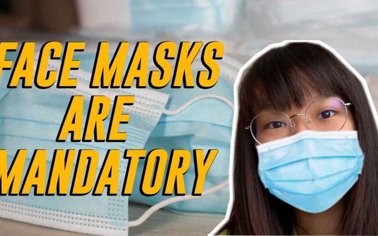 Face mask mandatory from the 1st of August! | ICYMI #380