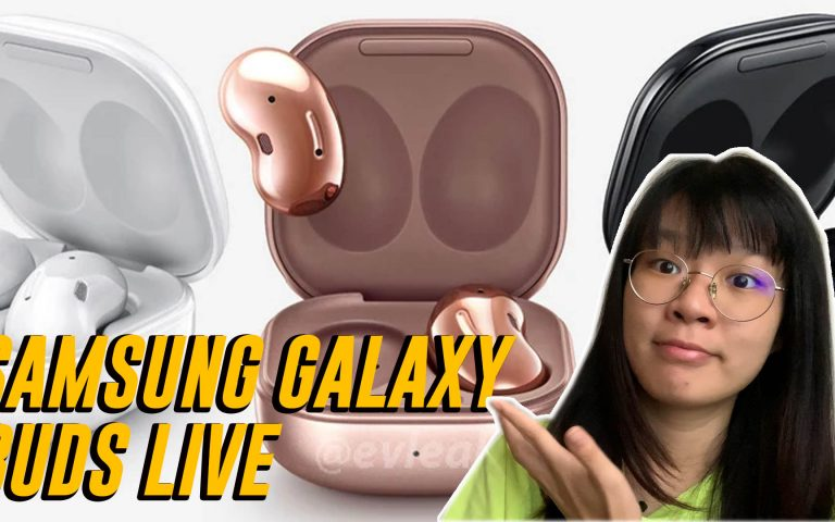 Samsung's bean shaped earbuds! Galaxy Buds Live | ICYMI #371