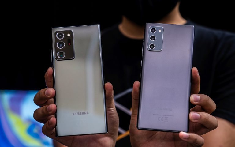 Samsung Galaxy Note 20 first impressions: Not what I expected