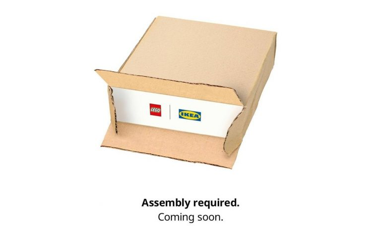 Lego and Ikea are introducing a new product line, what could this be?
