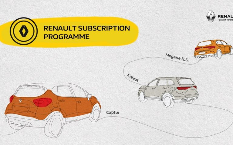 Renault Subscription celebrates one year milestone with over 1,000 subscribers in Malaysia