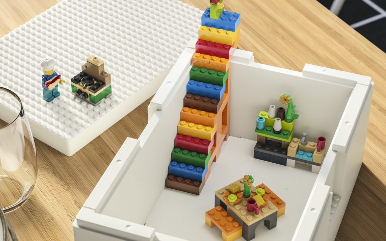The Lego x Ikea collaboration is a little underwhelming