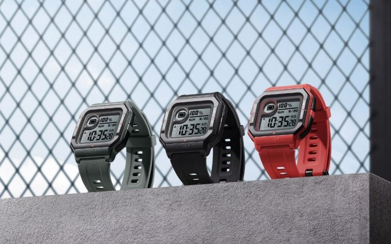 Amazfit Neo Malaysia: A throwback to retro watches with a battery life that lasts for weeks