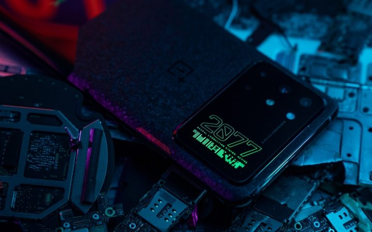The limited edition OnePlus 8T Cyberpunk 2077 can be yours for RM3,888