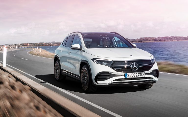 Mercedes-Benz announces EQA 250, a fully electric GLA with 426km range